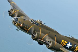 World War II Bomber