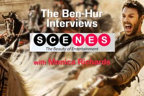 Ben-Hur Interviews Title Page
