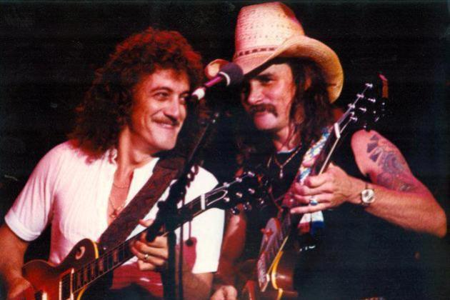 Dan Toler and Dickey Betts