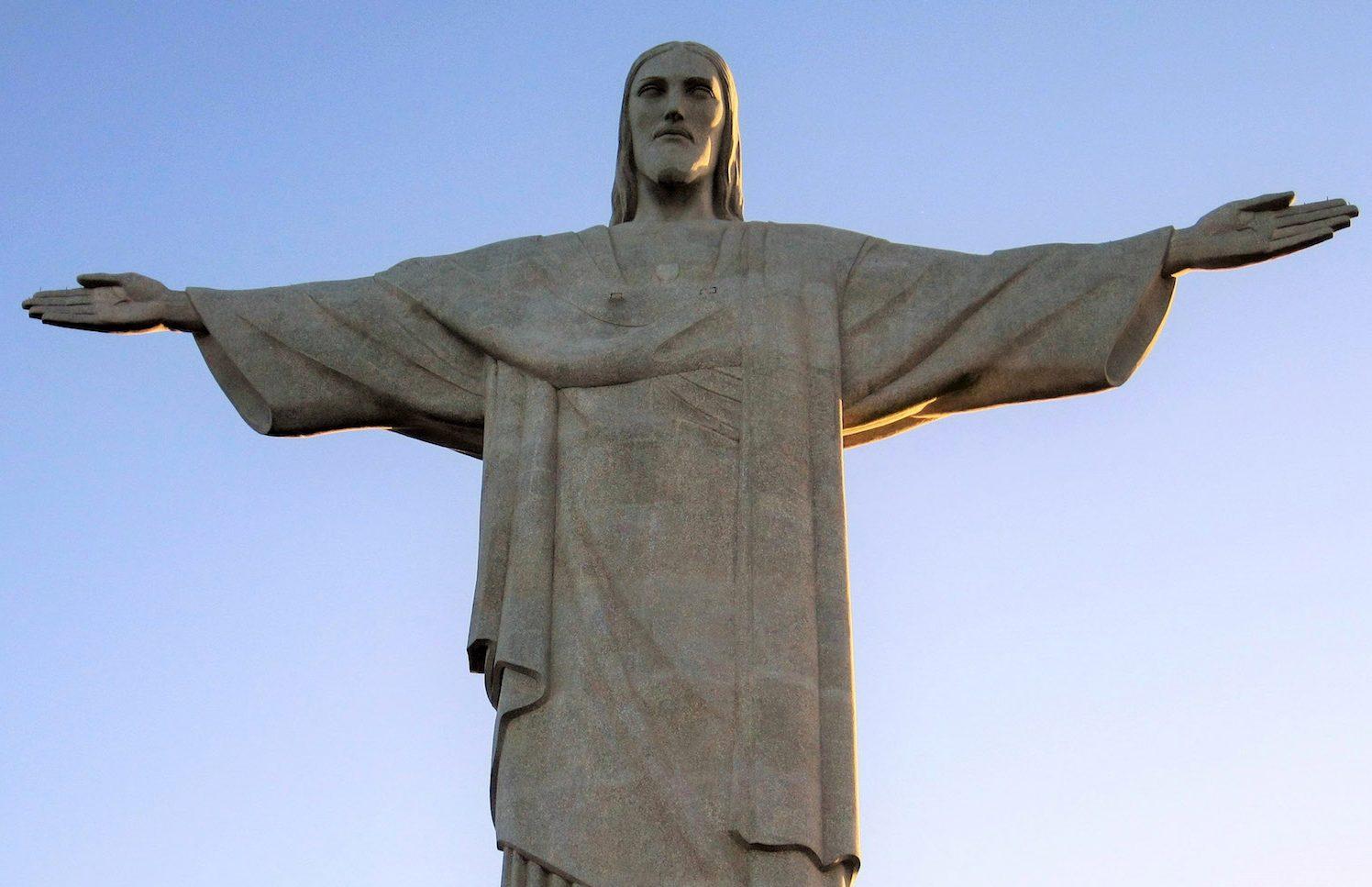 Christ the Redeemer Statute in Rio