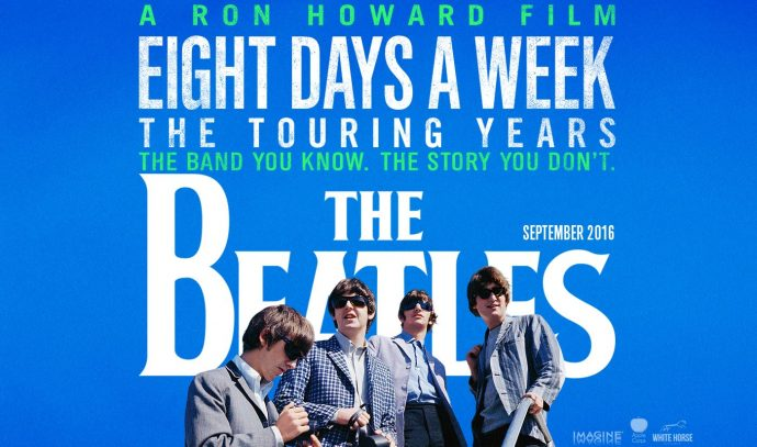 Eight Days a Week: The Touring Years