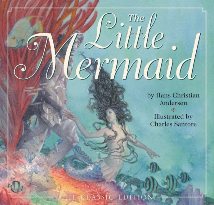 The Little Mermaid Book Cover
