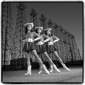 From the Kilgore Rangerettes Project © O. Rufus Lovett