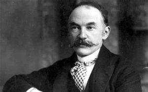 Novelist Thomas Hardy Photo: Getty Images