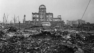 Hiroshima, Ground-zero