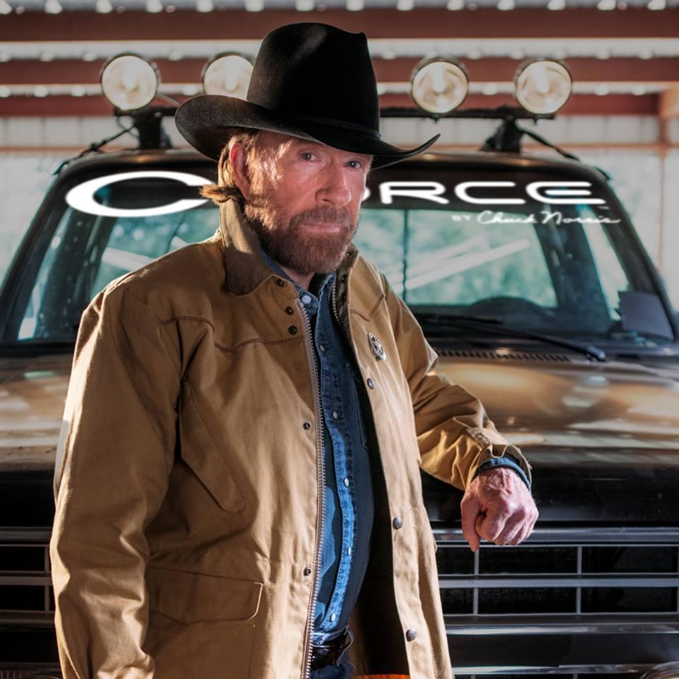 Chuck Norris: The Karate-Chopping Modern Royal - SCENES