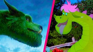 Pete's Dragon Comparison