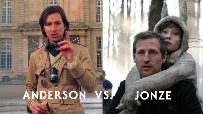when advertisements become art wes anderson vs spike jonze