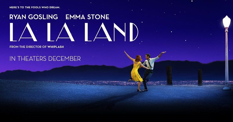 La La Land and the Golden Globes