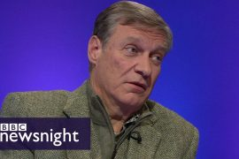 Ted Malloch Interviewed on the BBC