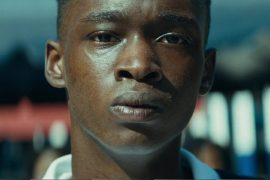 Ashton Sanders in Moonlight