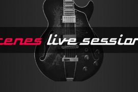 SCENES LIVE SESSIONS BANNER