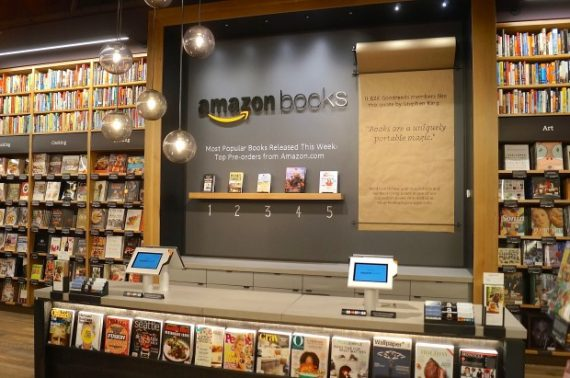 amazon bookstore