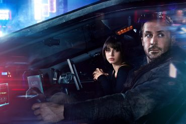 Blade Runner 2049 Ryan Gosling & Co-Star