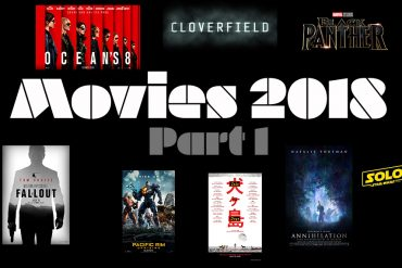 movies of 2018